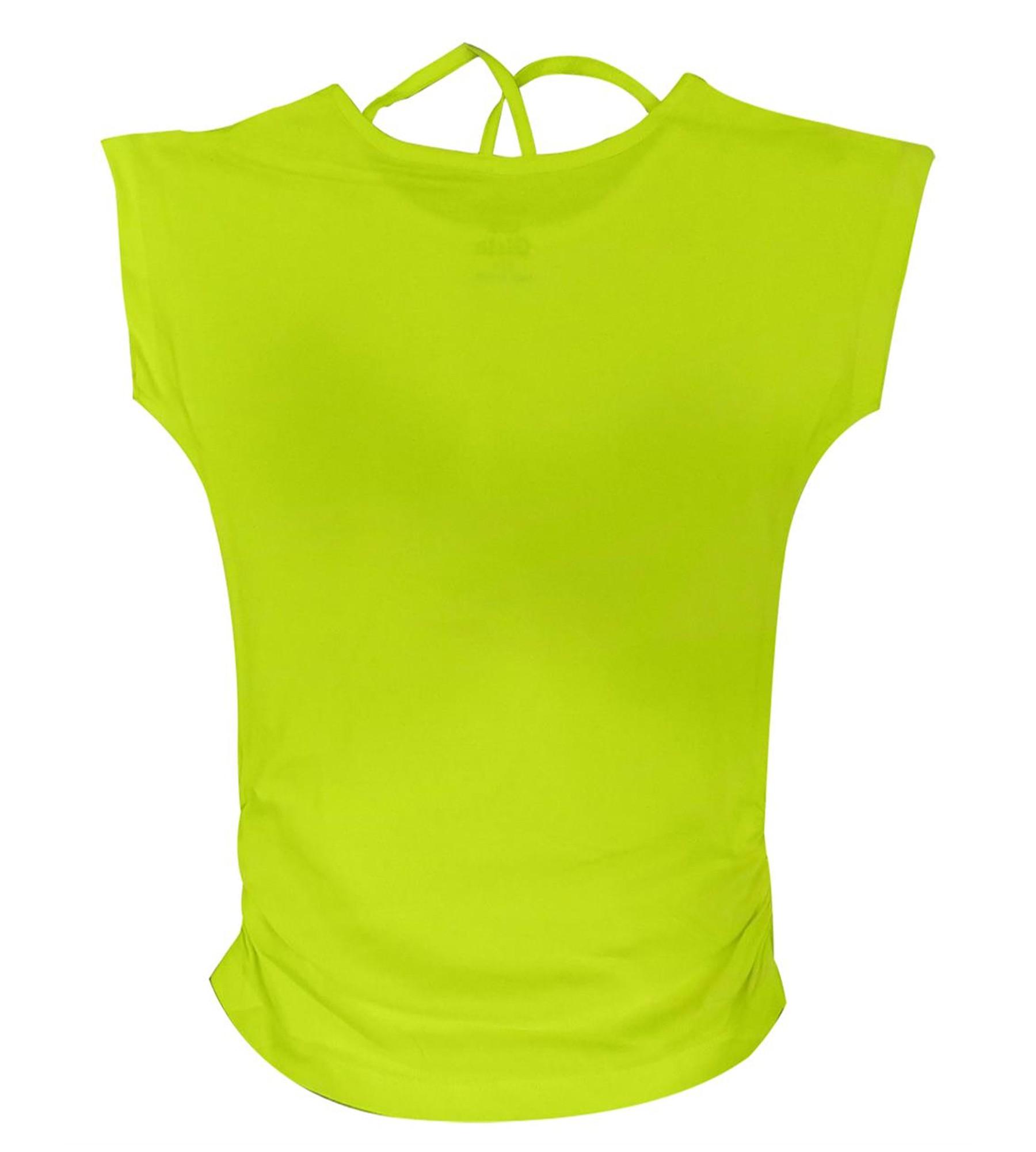Kothari Girls Lemon Top